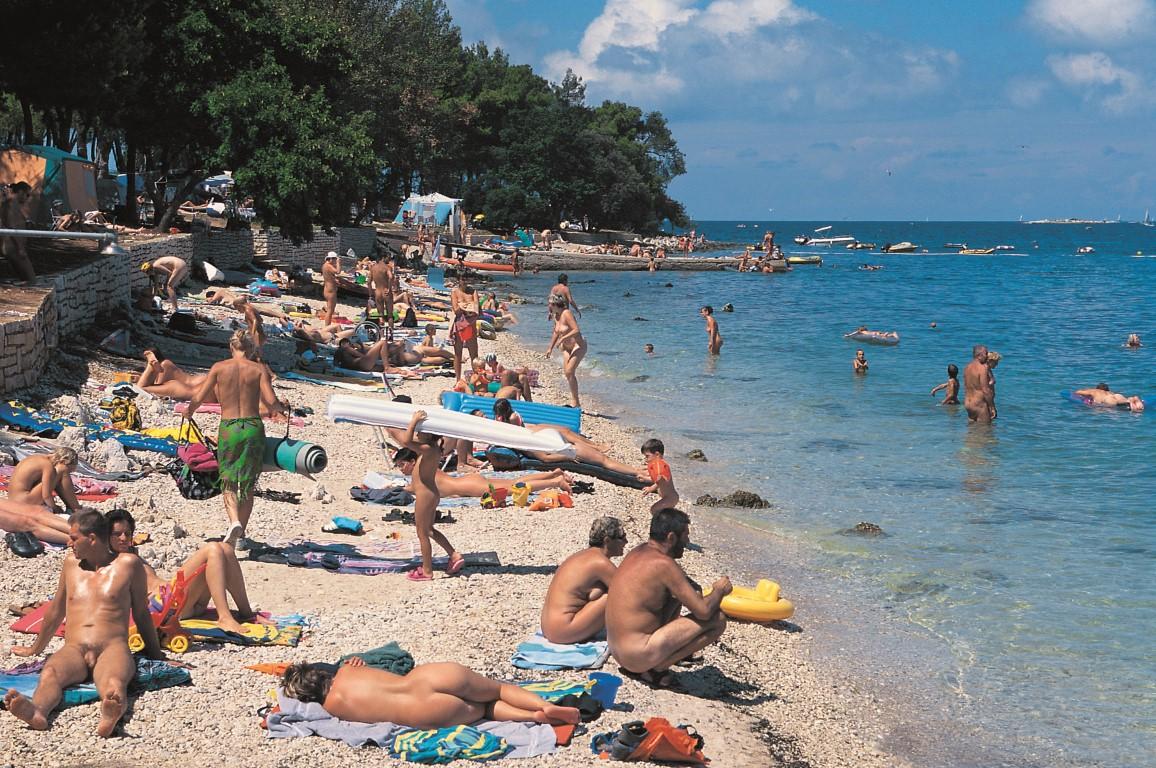 Kroatien urlaub fkk Die 5