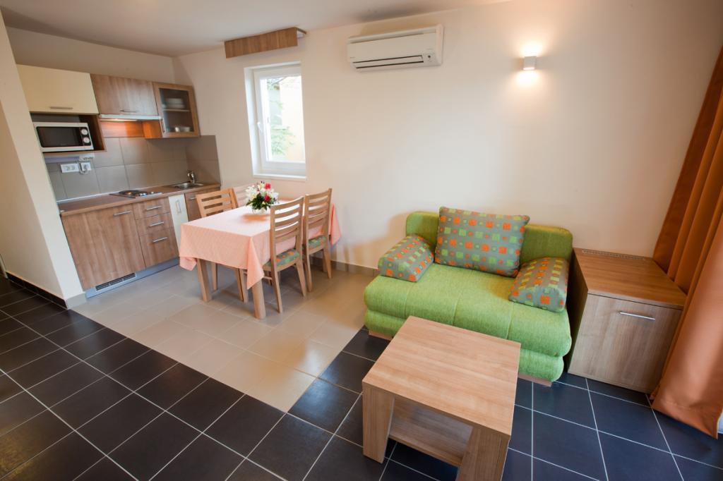 ferienanlage zelena punta app c objekt nr 1142. Black Bedroom Furniture Sets. Home Design Ideas