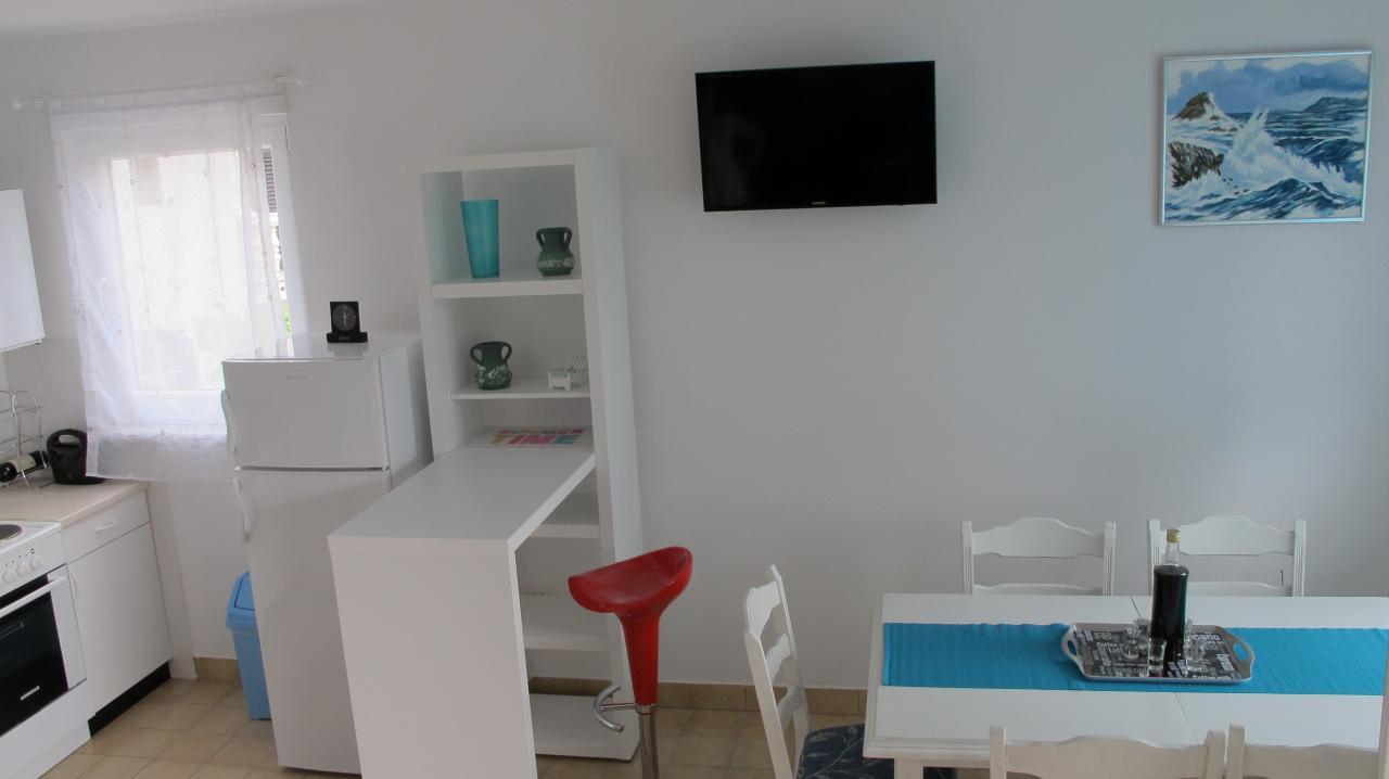 fewo f r 4 5 personen nur 300 m zum meer klima sat tv internet objekt nr 16847. Black Bedroom Furniture Sets. Home Design Ideas
