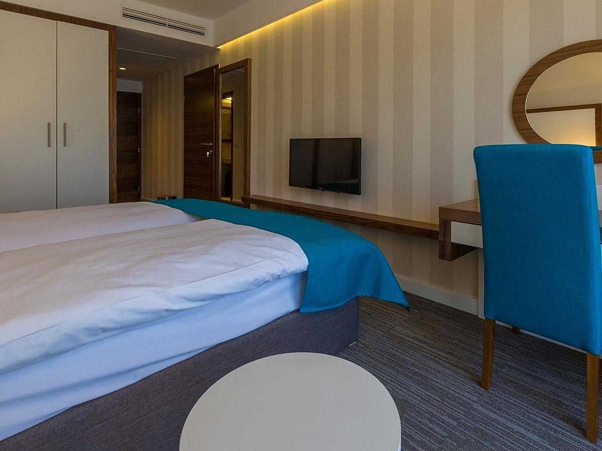 Doppelzimmer (standard) ohne Balkon  (2 Personen)