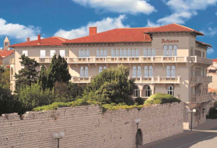 Arbiana Hotel Rab Bewertung