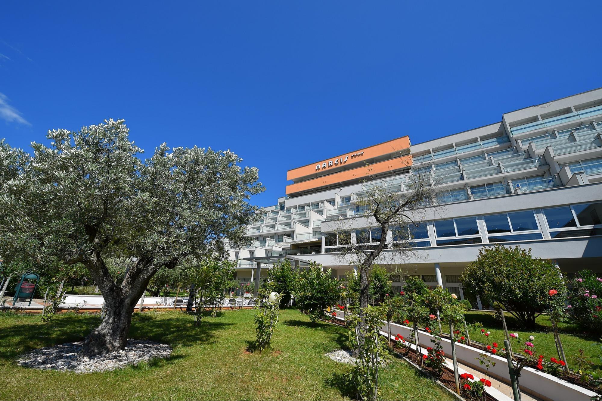 Hotel Allegro Rabac Bewertung