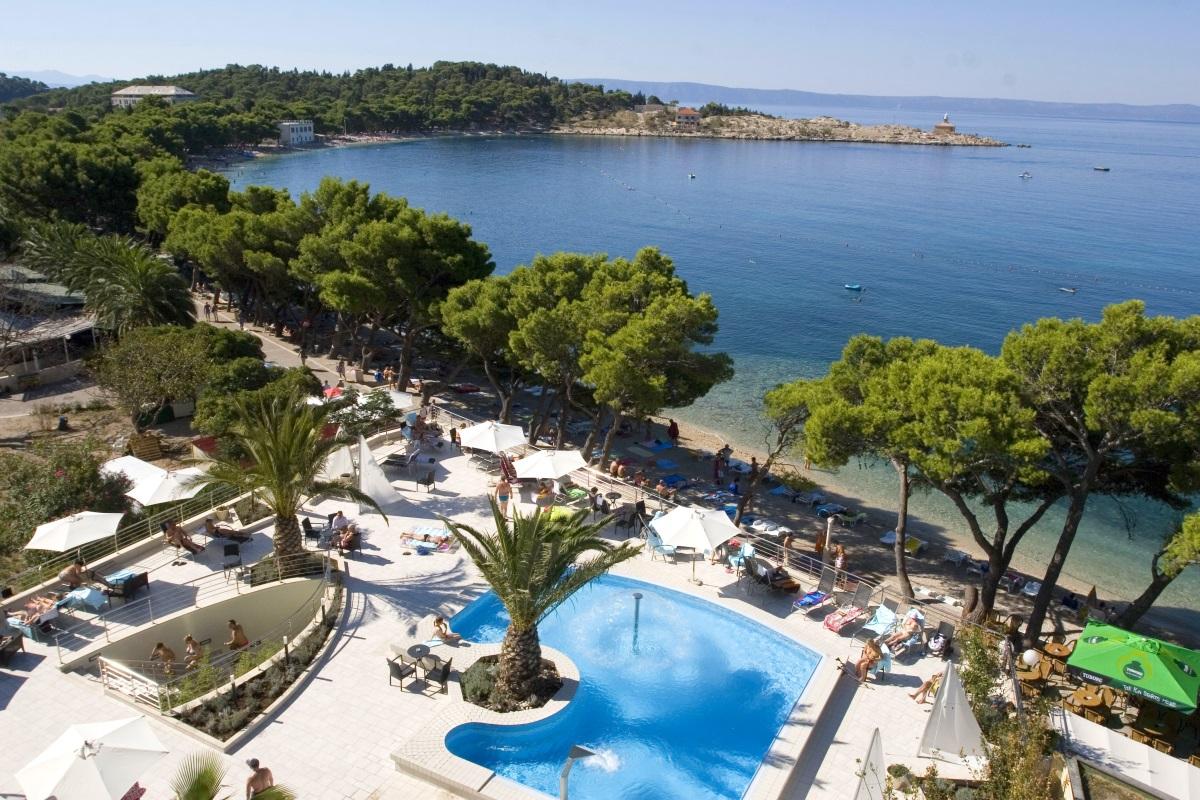 Hotel Park Makarska Kroatien