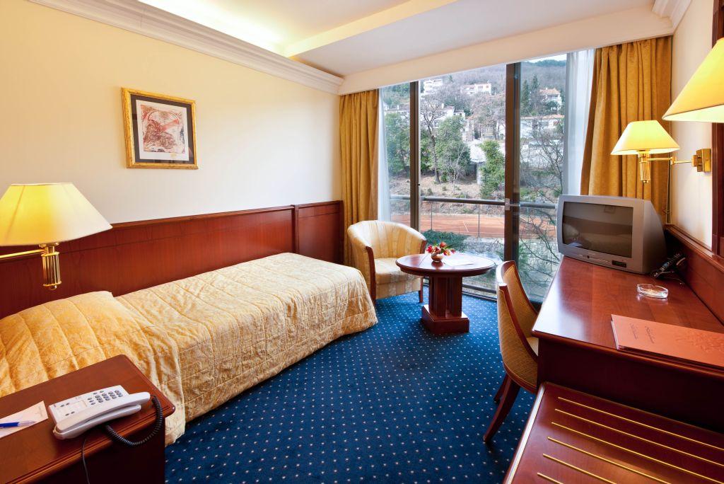 Einzelzimmer (superior) ohne Balkon  (1 Person)