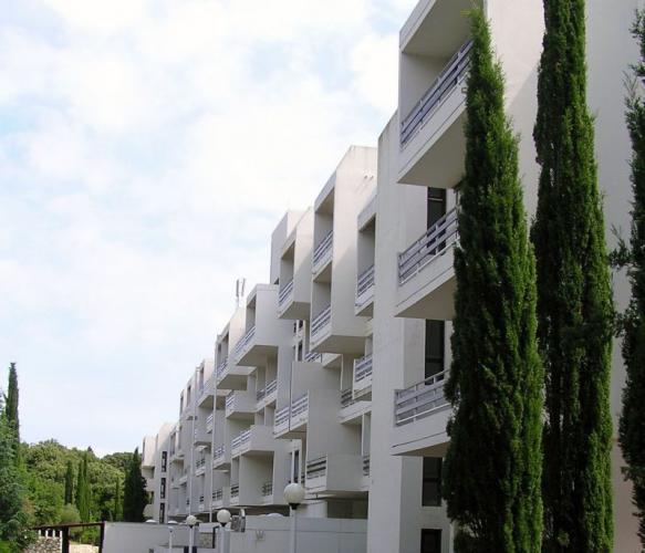 Einzelzimmer Parkseite Balkon  (1 Person)