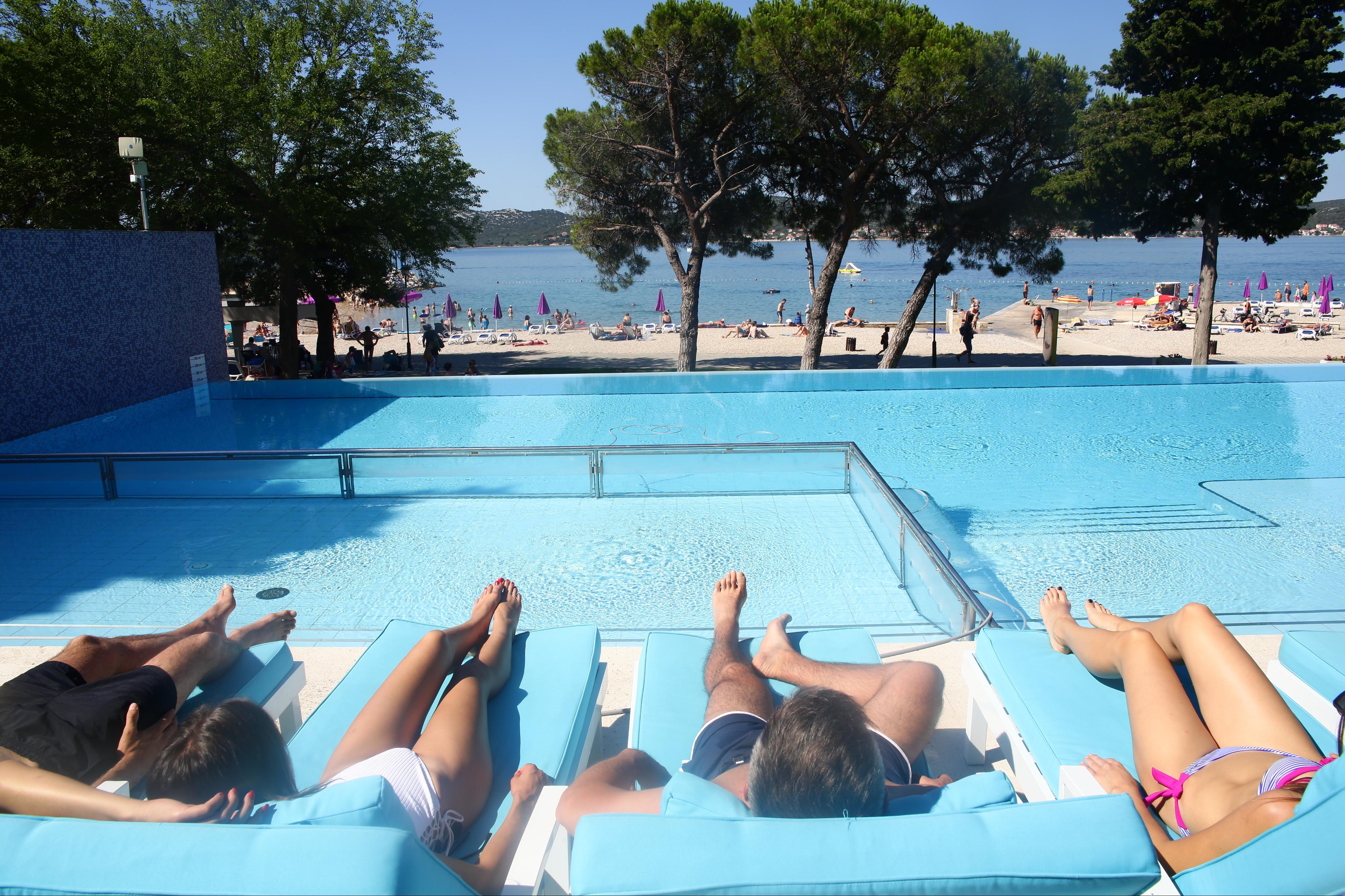 Hotel adriatic biograd for Design hotel kroatien