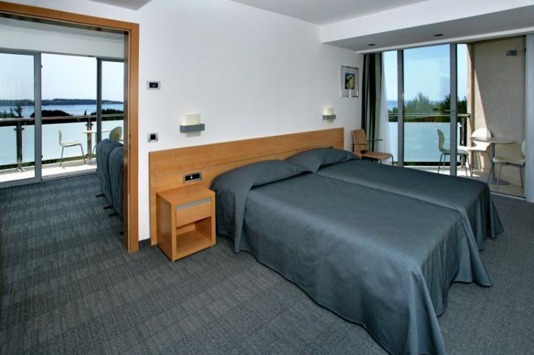 Suite Meerseite Balkon  (2-4 Personen)