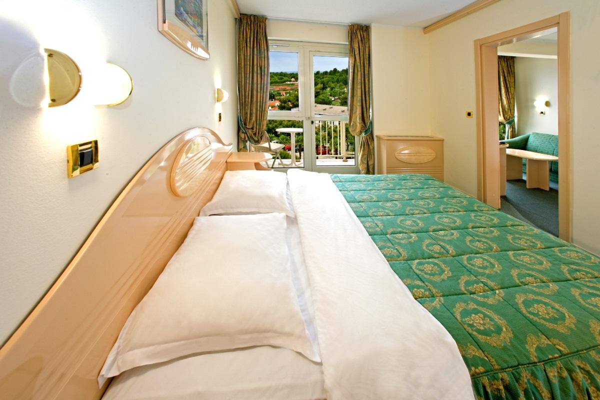 Suite Balkon  (2-4 Personen)