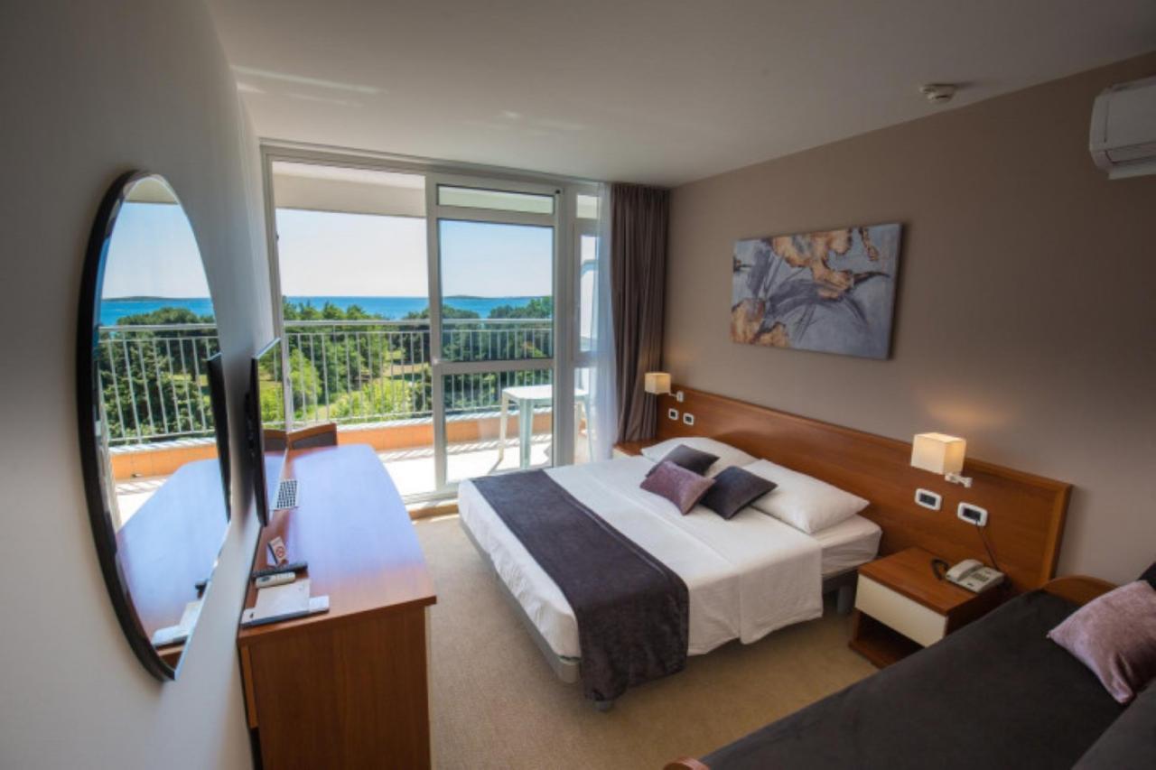 Doppelzimmer Meerseite Balkon  (2-3 Personen)