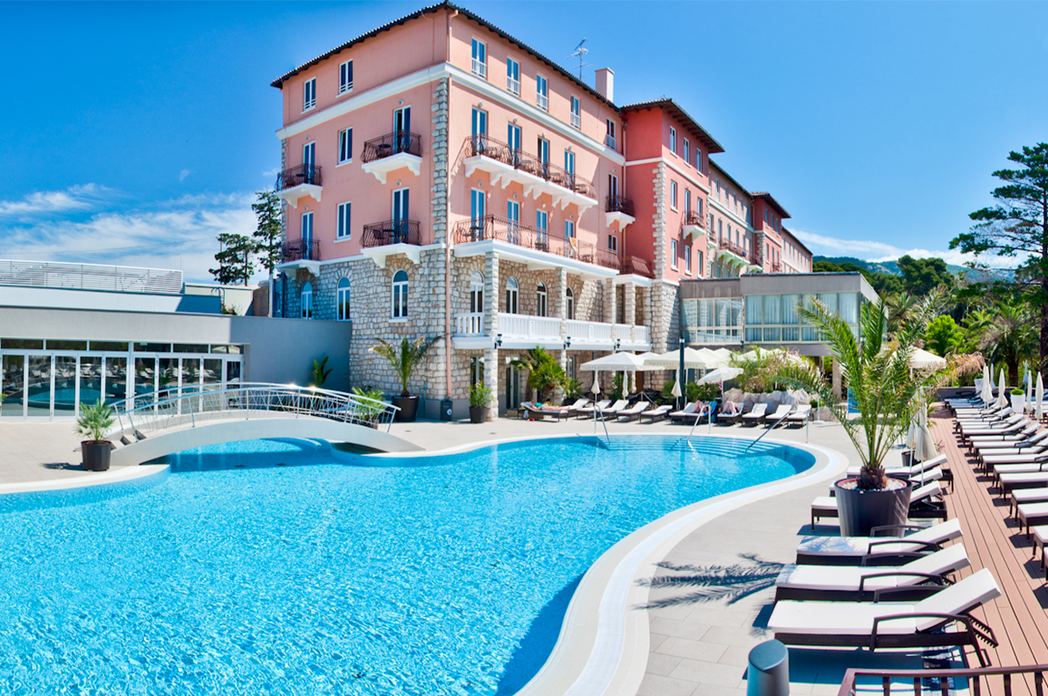 Insel Rab Grand Hotel Imperial