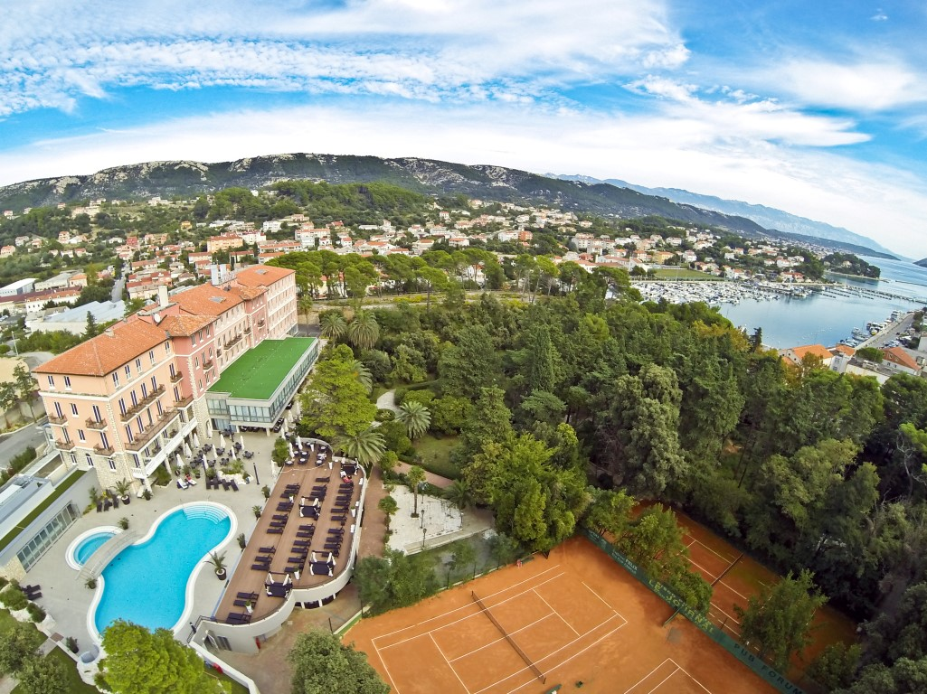 Grand Hotel Imperial Rab Kroatien