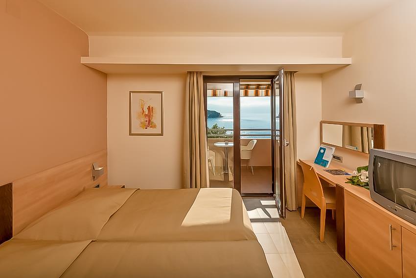 Doppelzimmer (standard) Balkon  (2 Personen)