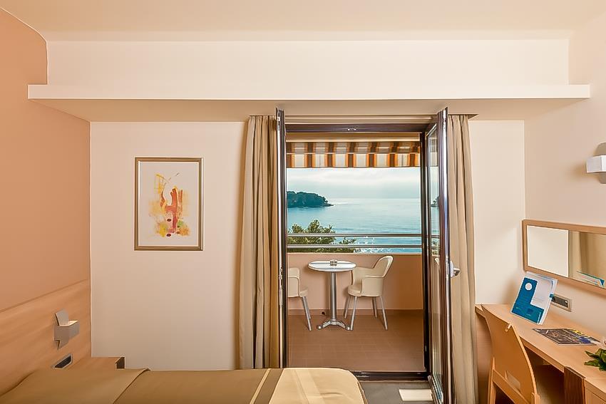 Doppelzimmer (Single use - standard) Balkon  (1 Person)