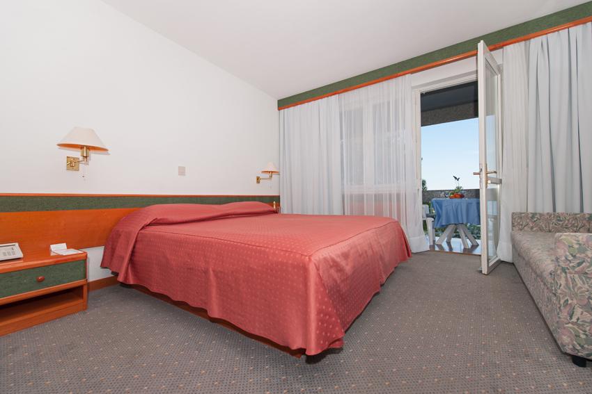 Doppelzimmer (premium) Meerseite Balkon  (2 Personen)