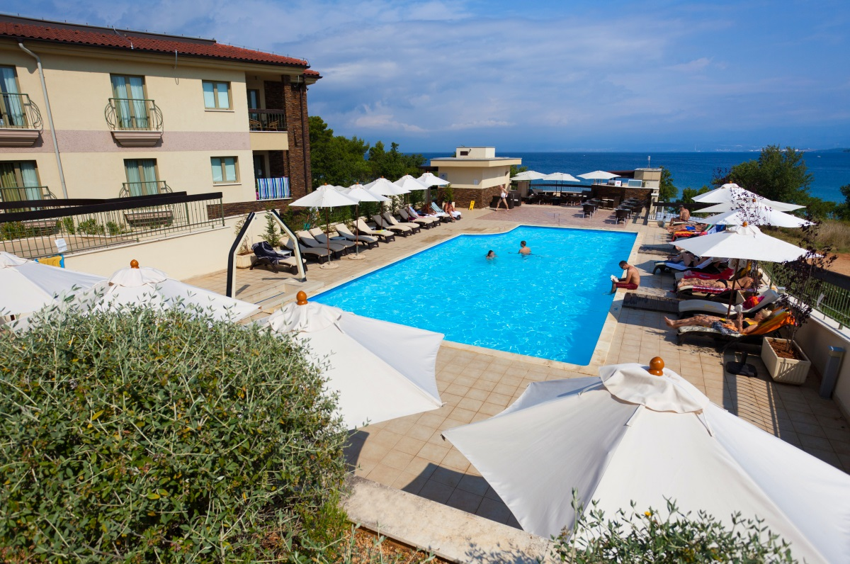 Hotel Blue Waves Resort Kroatien