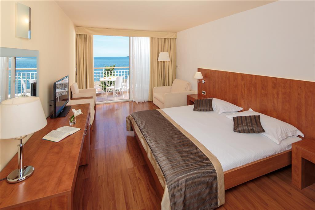 Doppelzimmer (premium) Meerseite Balkon  (2-3 Personen)