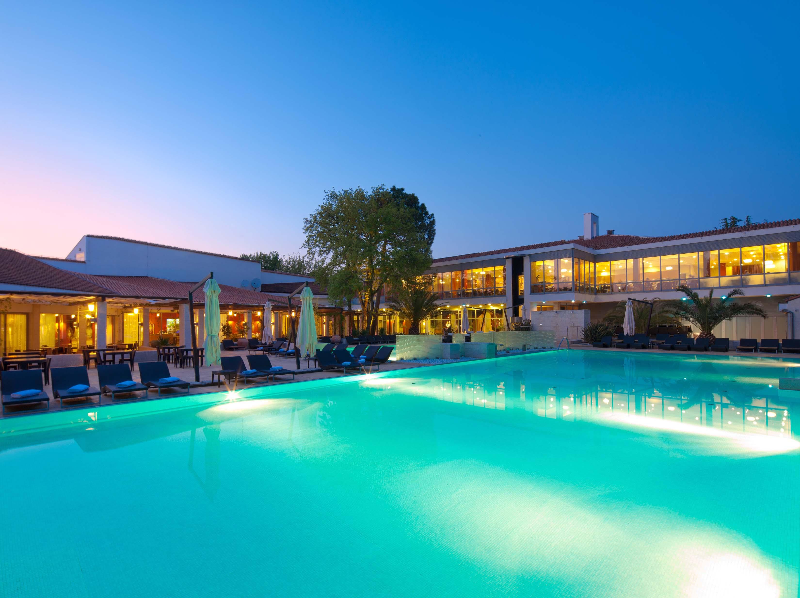 Hotel melia coral umag for Design hotel kroatien