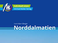 Reisehandbuch Norddalmatien - Michael Müller Verlag