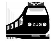 Zugverbindungen nach Kroatien