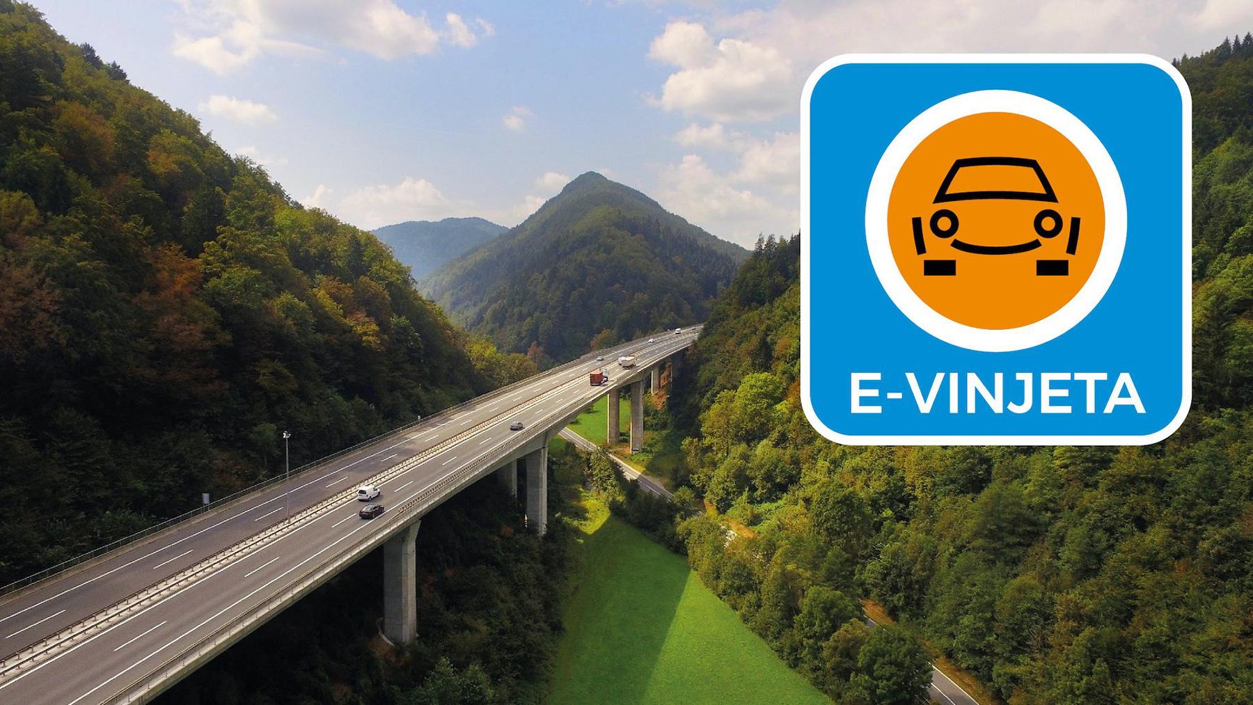 Bildergebnis für slovenia autobahn gebühr