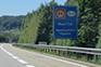 Anreise Dalmatien - Vignette Slowenien