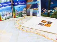 Hauptanreiseroute Dalmatien, Kroatien