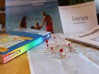 Routenplaner Istrien, Kroatien