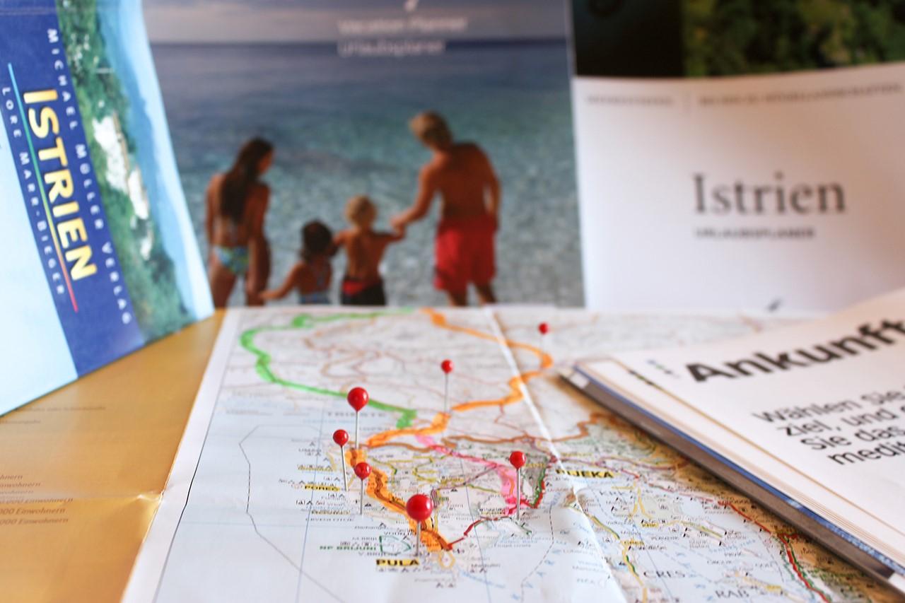 Istrien Karte Zum Ausdrucken.Anreise Nach Istrien Reiserouten Fahrzeit Und Kosten