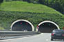 Tunnel Anreise Kroatien