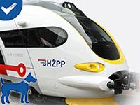 Kroatische Bahn - Haustier