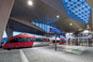 Hauptbahnhof Wien, Österreich