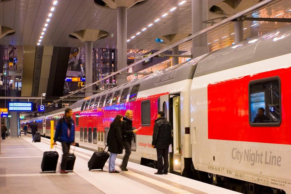 Nachtzuge Der Bahn Nach Kroatien Nachtzug Der Bahn Nach Kroatien