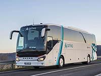 Anreise mit dem Bus nach Kroatien