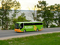 Fernreisebus Deutschland - Kroatien, Flixbus