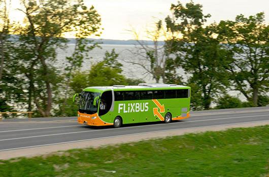 Flixbus nach Kroatien