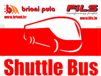 Shuttle Bus Flughafen Pula