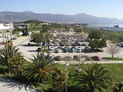Bus Flughafen Split