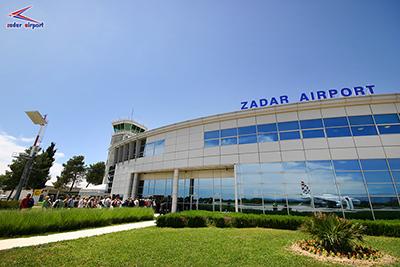 Bus Flughafen Zadar