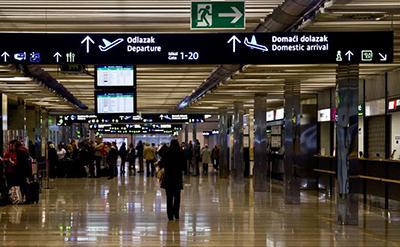Bus Flughafen Zagreb