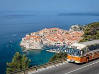 Bus ab Dubrovnik