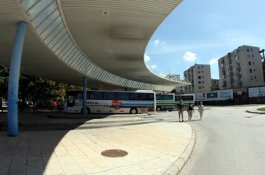 Busbahnhof Pula