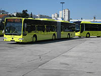 Bus ab Split