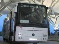 Flughafenbus Split, Kroatien