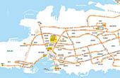 Stadtbuslinien Split