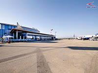 Flughafenbus Zadar, Kroatien