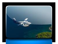 Wasserflugzeug-Fluglinie European Coastal Airlines
