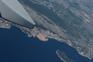 Dubrovnik - Luftaufnahme, Flugzeug