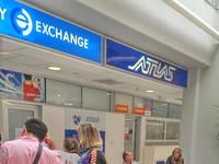 Geldwechsel-Büro Flughafen Dubrovnik
