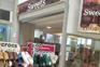 Flughafen Dubrovnik - Shop