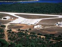 Flughafen Losinj, Kroatien